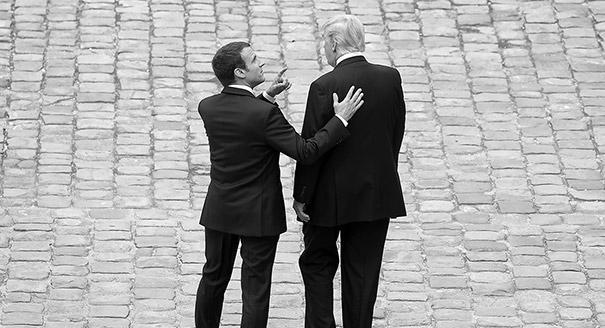 Либеральный голлизм. Как строится новая внешняя политика Франции