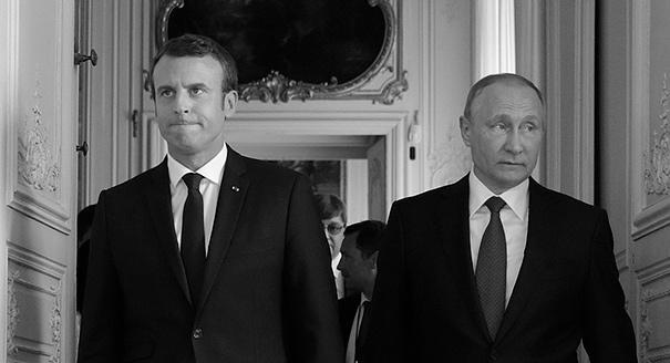 От амбиций к сути: как Макрон меняет внешнюю политику Франции