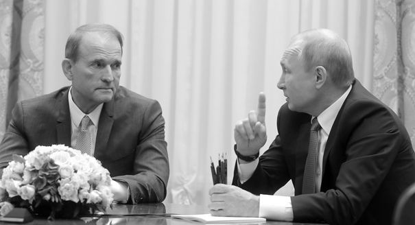 Why Russia Is Unmoved by Kyiv's Sanctions Against Putin's Friend