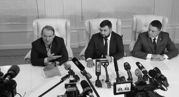 Медведчук, Ахметов, Зеленский. Кому достанутся голоса юго-востока Украины