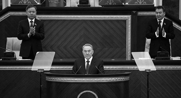 Continuity in Kazakhstan: Nazarbayev's Curious Appeal for Constitutional Reform