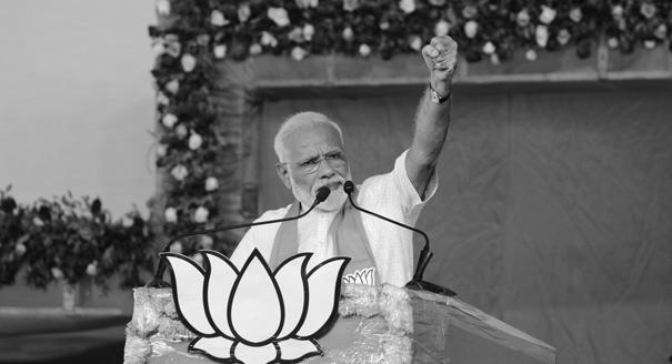 Моди победил Моди. Почему премьер Индии смог поставить исторический рекорд популярности