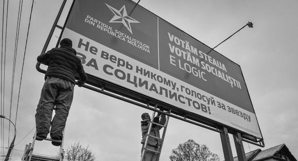 Moldova's Critical Elections