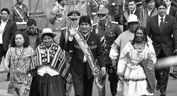 Свержение от успехов. Почему Боливия Моралеса не похожа на Венесуэлу Мадуро