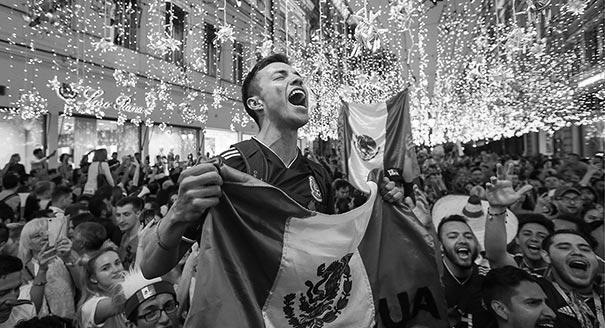 Праздник непослушания. Чемпионат мира по футболу как протест против будущего мира и настоящего России