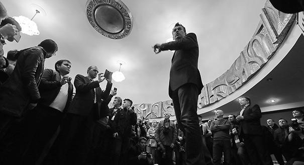Alexei Navalny's Techno-Populism