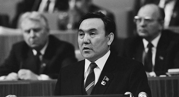 30 лет Желтоксану. Как рождался Казахстан Назарбаева