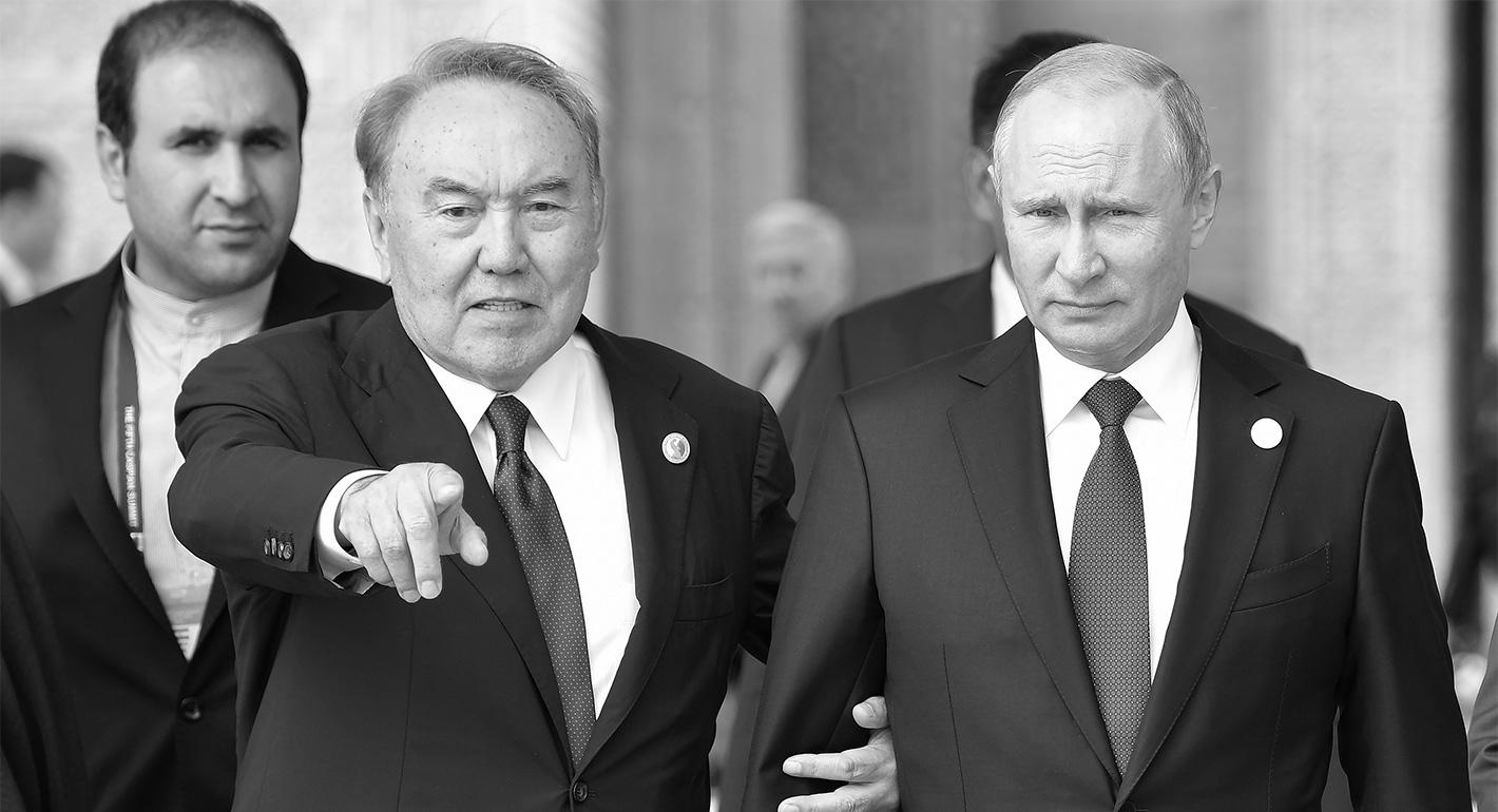 Putin Wants a Kazakh Retirement