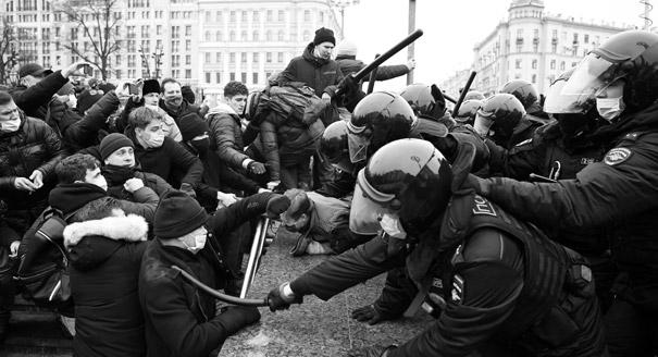 Человек для суббот. Особенности нового этапа протестов в России