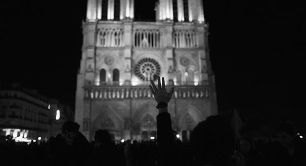Захват Парижа и новые границы тьмы