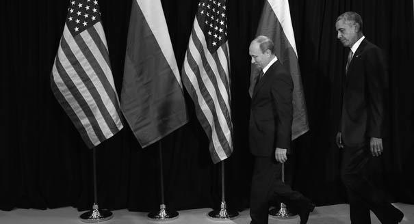 Принуждение к встрече: что дали переговоры Путина и Обамы