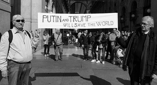 На западном направлении: политика РФ после выборов президента США
