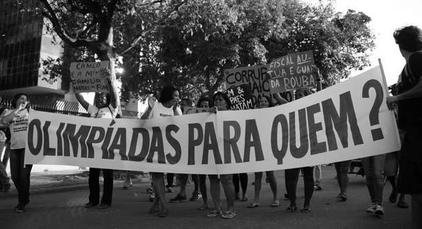 Игры светлого будущего. Почему в Бразилии не рады Олимпиаде