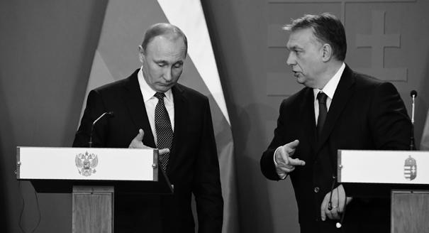 Трамп вместо Путина. Почему в отношениях России и Венгрии пропала былая близость