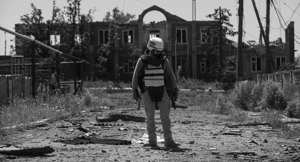 Peacekeepers Can Unlock Donbas Impasse