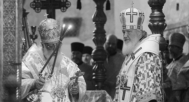 Как Грузинская церковь выбирает между Москвой и Брюсселем