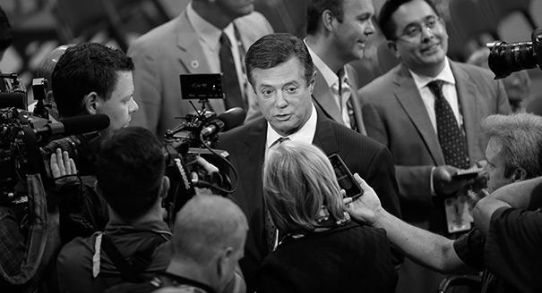 Помощник Януковича и другие. Кто делает Трампа и Клинтон