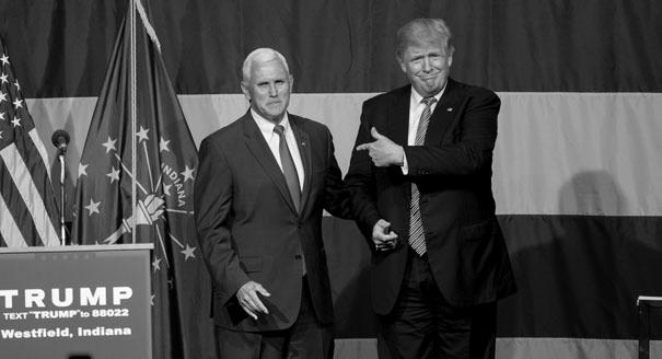 Как выбор вице-президента предопределил предвыборную стратегию Трампа