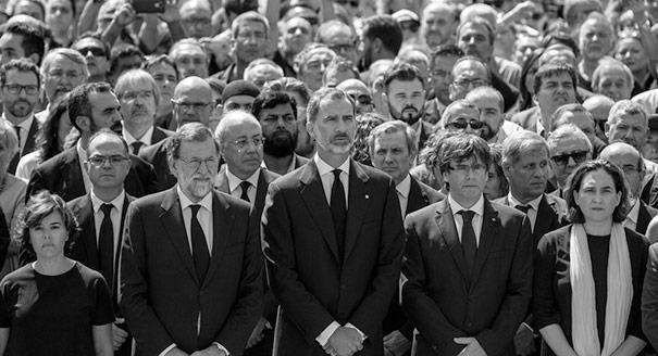 Теракт и независимость. Как трагедия в Барселоне стала частью кампании за отделение