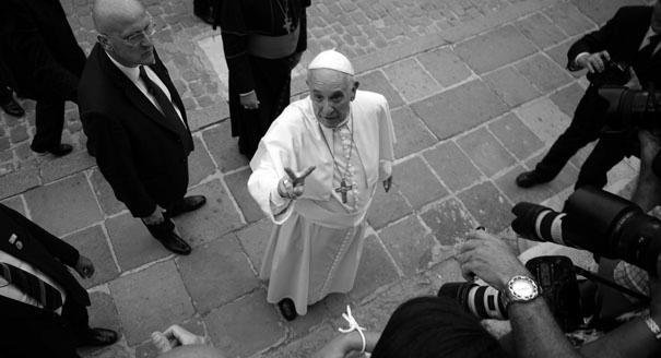 Папа и патриарх. Как Россия ищет правильный Запад