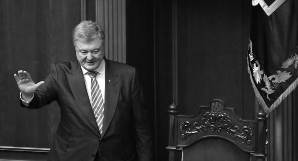 Как украинская элита готовится к поражению Порошенко