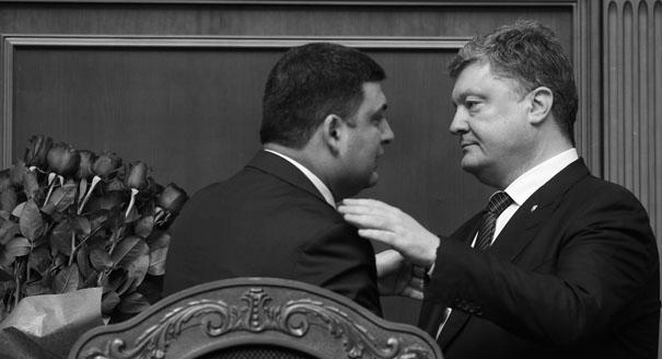 Как Порошенко проиграл, получив своего премьера