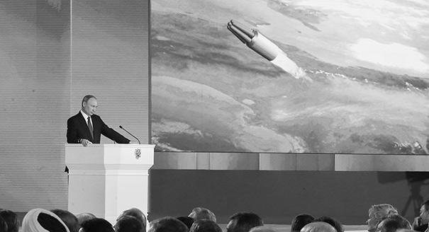 Консервативная технократия неограниченной дальности. Что хотел сказать Путин в послании