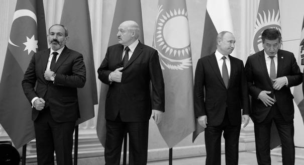 Три кризиса на границе России. Что они означают для отношений Москвы с союзниками