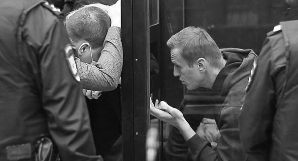 Двойная безальтернативность. Как посадка Навального изменит российскую политику