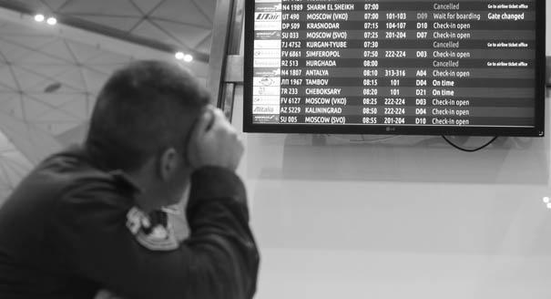 Как катастрофа над Синаем сломала российскую машину пропаганды