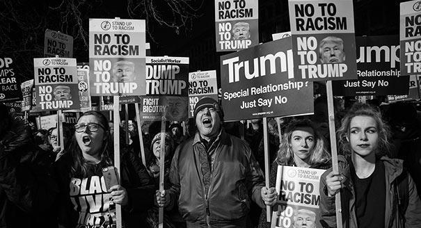Левая чайная. Могут ли протесты остановить Трампа