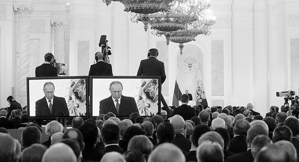 Гимн статике: почему президентское послание не предвещает оттепели