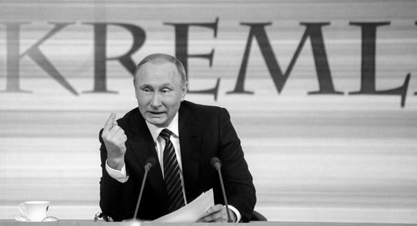 No Longer the People's President: the New Putin