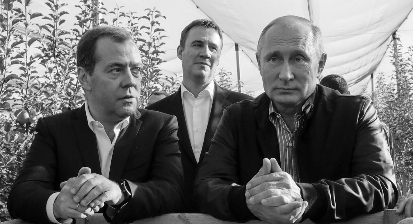 «Дети» Путина: кто будет править Россией после 2024 года?