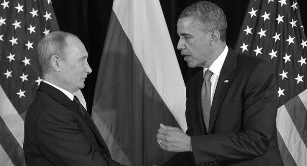 Новосирия вместо Новороссии: с чем Путин едет в США