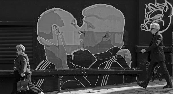 Как американские СМИ избирают Путина президентом США