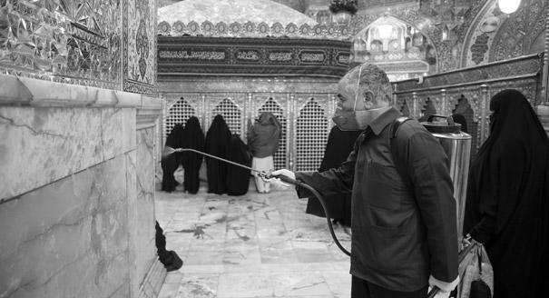 Вирус высшего уровня. Почему в Иране заразилось даже руководство