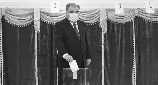 The Secret of the Tajik President's Staying Power