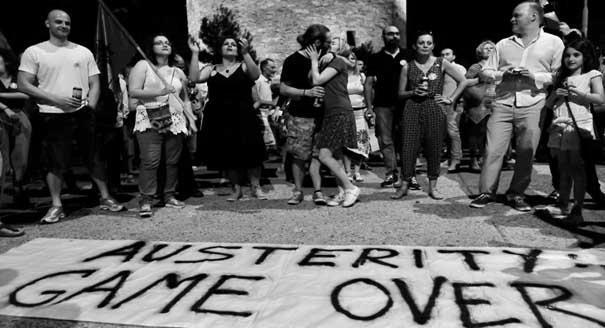 Греческий отказ. Как принести свой народ в жертву идее с его согласия и не проиграть