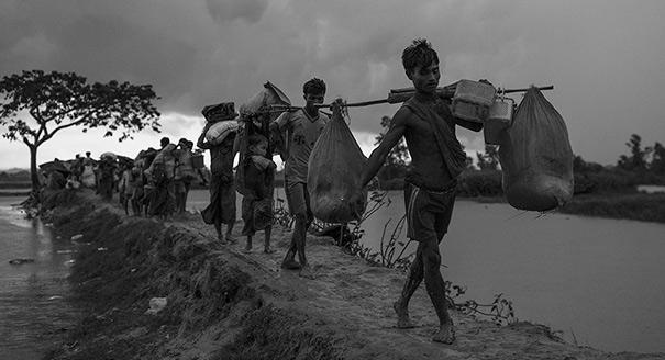 Почему мусульмане Мьянмы стали главной мировой новостью