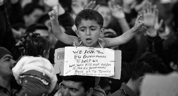Кто обрушил миграционную систему ЕС: Россия, Асад или албанцы