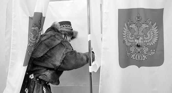 Путин из машины. Почему российские регионы стали голосовать одинаково