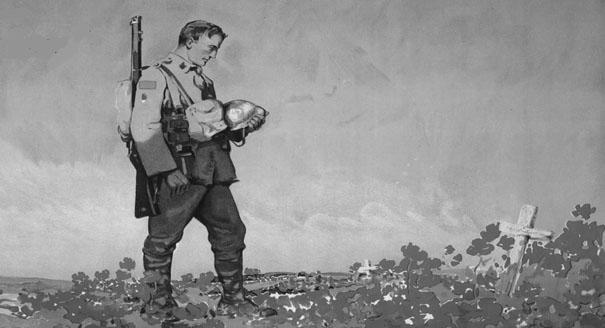 Мак против ленты. Как на Украине отпраздновали День Победы