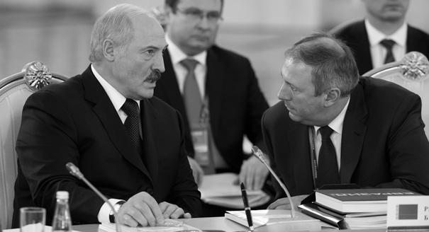 Belarus's Lukashenko Appoints Market Reformer PM in Preparation for Storm