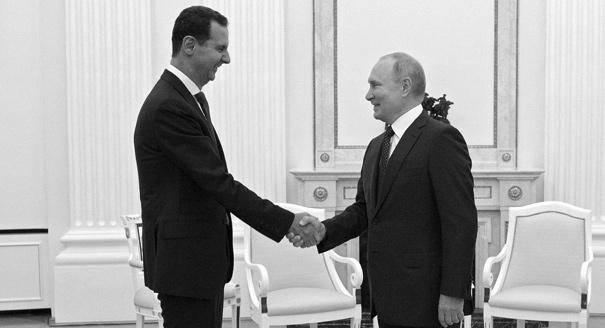 Зачем Асад и сирийская оппозиция приезжали в Москву