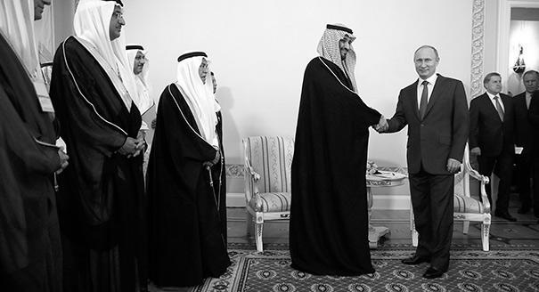 Почему Саудовская Аравия решила дружить с Россией