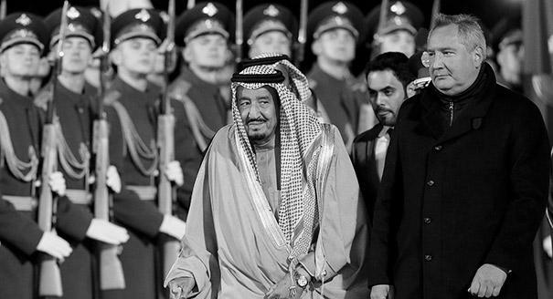 Первый король. Зачем саудовский монарх впервые приехал в Москву