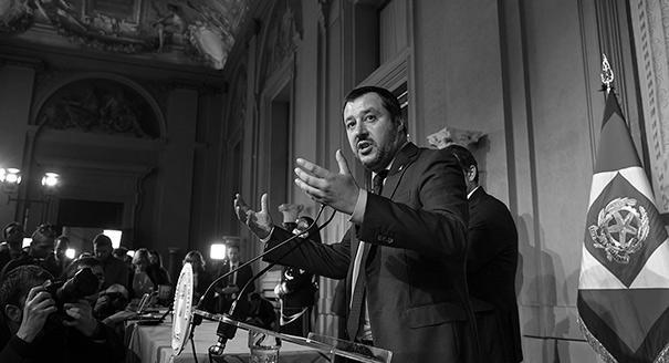 Чем Италия угрожает объединенной Европе