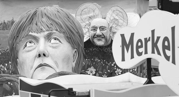 Враг хорошего. Почему Шульц не может победить Меркель