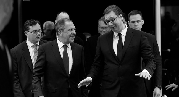 Russia Remains the Trump Card of Serbian Politics